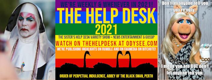 The Help Desl on Odysee.com